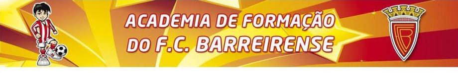 Blogue da Academia do Futebol Clube Barreirense (Blog Academia FCB)