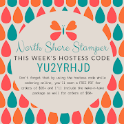 This Week's Hostess Code YU2YRHJD