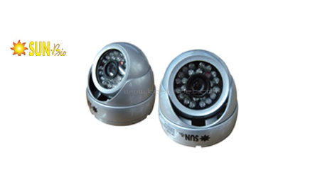 Camera IR Metal Mini Dome