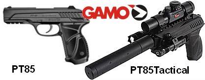 Pistolas de aire para entretenimiento, Airgun, Umarex, Beeman, Norica