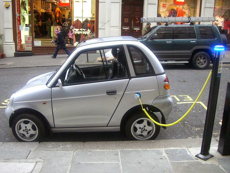 The Disadvantages of Electric Cars