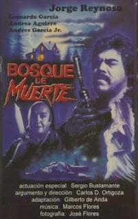 """ESPECIAL VERANO. DÍA 34: """"Bosque de muerte"""" (1993) de Carlos Diaz Ortigoza"""