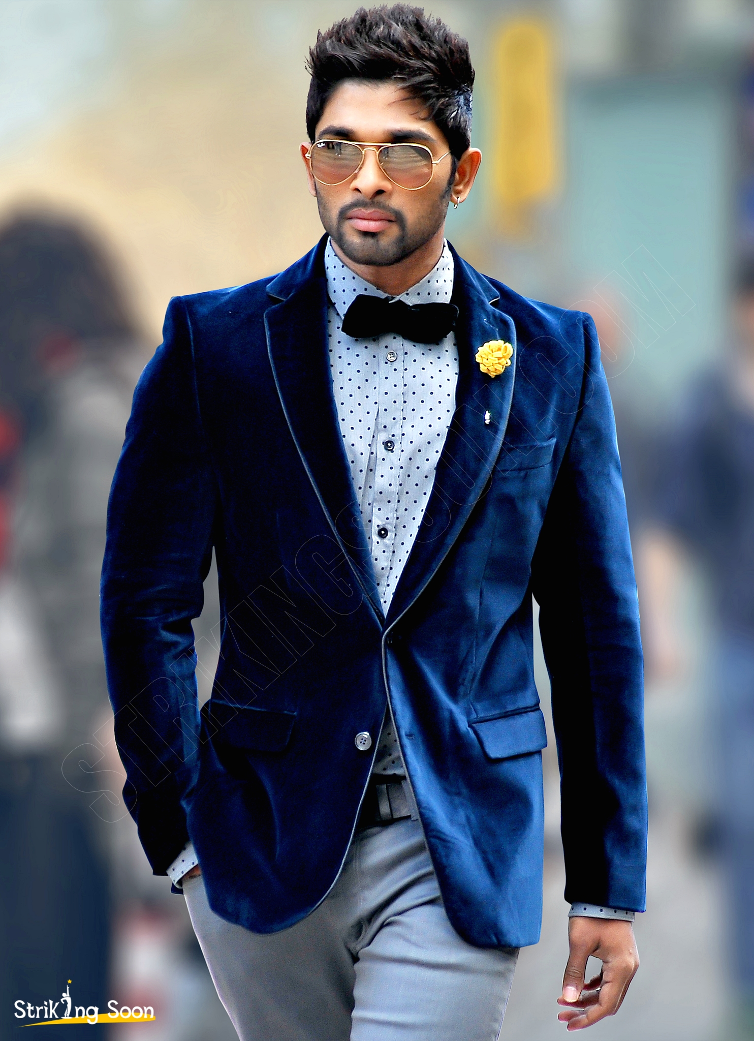 Allu Arjun in iddarammayilatho photos – action stills