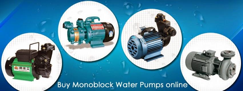 buy monoblock water pumps online, india