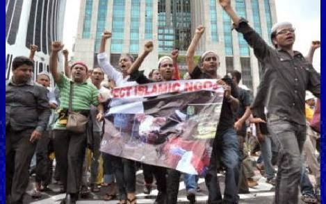 Warga Muslim Rohingya Kutuk Penghinaan Islam Di Myanmar