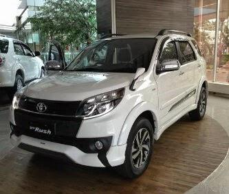 16 Perubahan Penting New Toyota Rush 2015