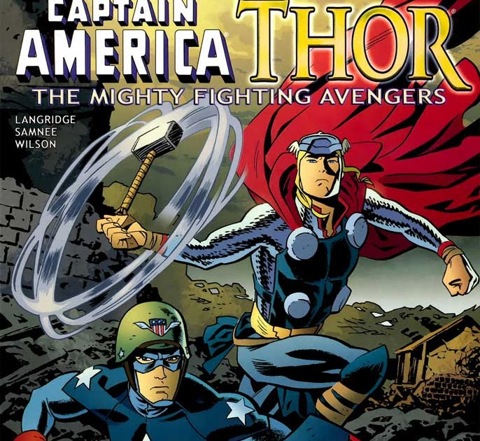 Free Comic Book Day May 2018: Easter Eggs In Comics: Captain America And Thor On Free