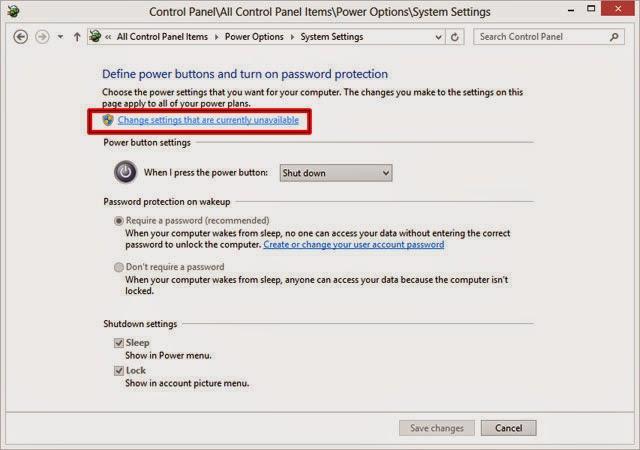 Sửa lỗi Windows 8 khi gặp màn hình đen