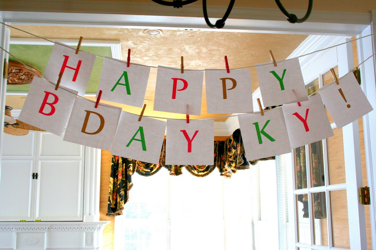 Birthday Decoration Ideas Simple Birthday Decoration At Home