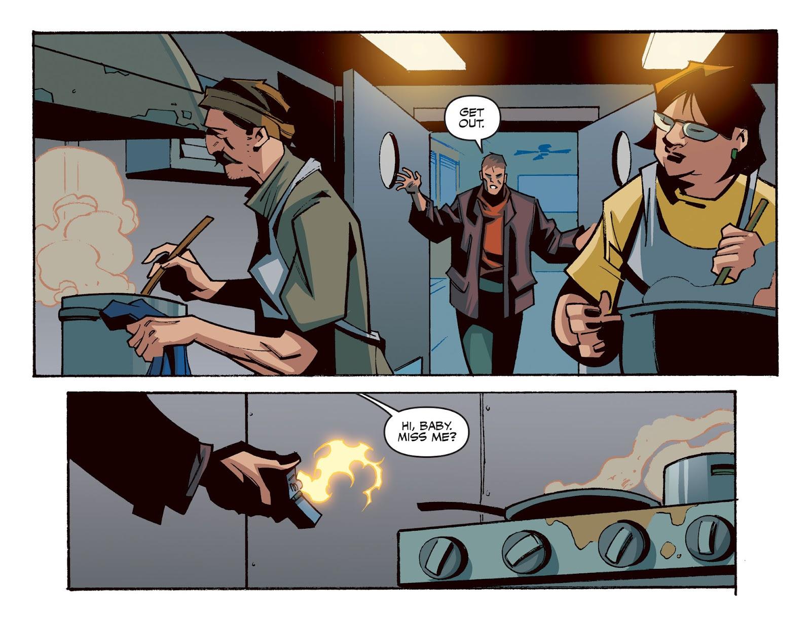 The Flash: Season Zero [I] Issue #21 #21 - English 18