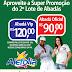 °°°O Camarote mais barato da região : AleFolia Indoor