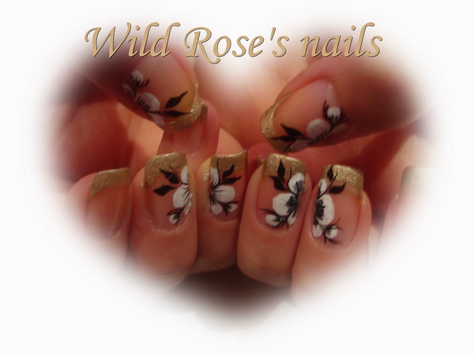 Wild Rose\'s Nails: January 2014