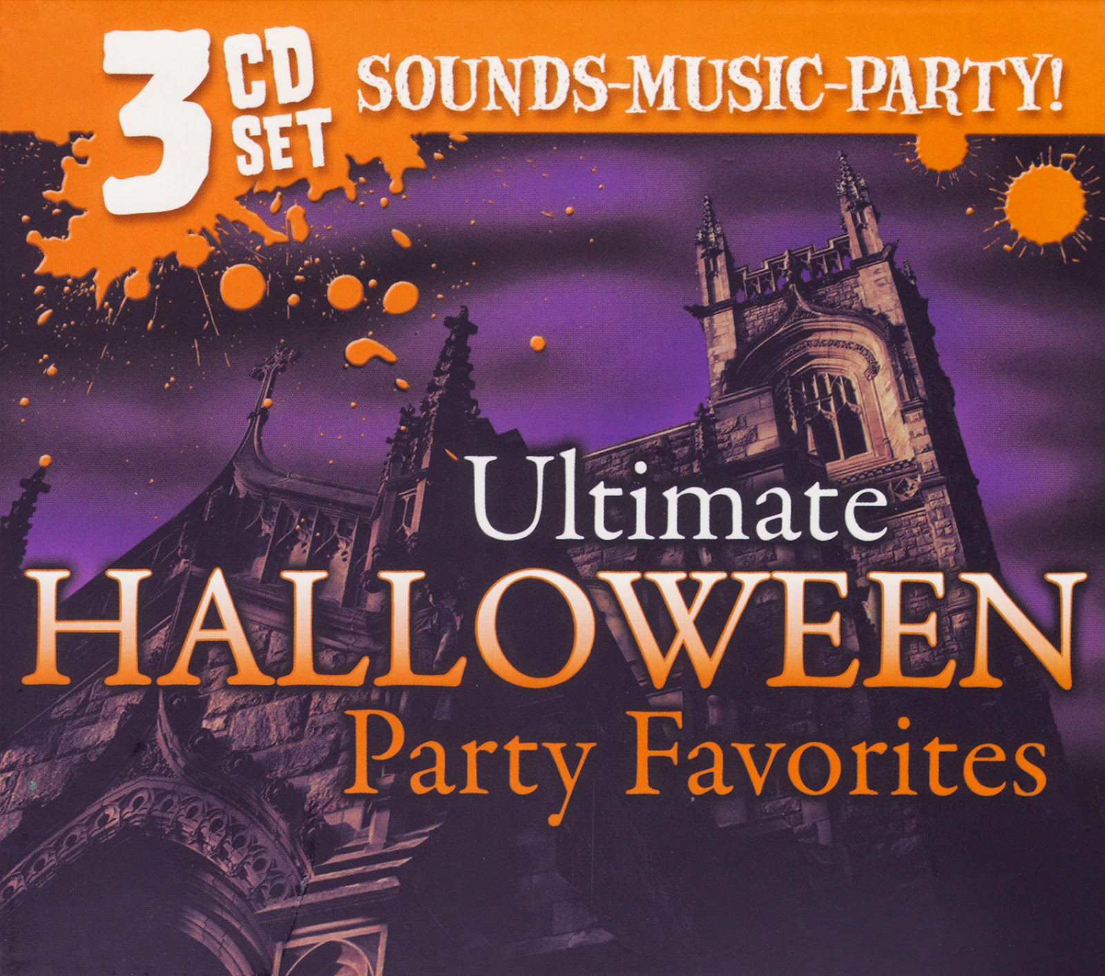 Scary Sounds of Halloween Blog: Drew's Famous Ultimate Halloween ...