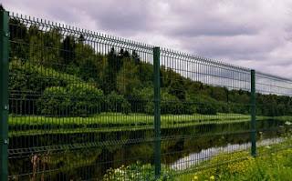 Забор металлический сварной Fensys. Фото 19