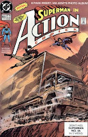 Action Comics #655 1st Blaze