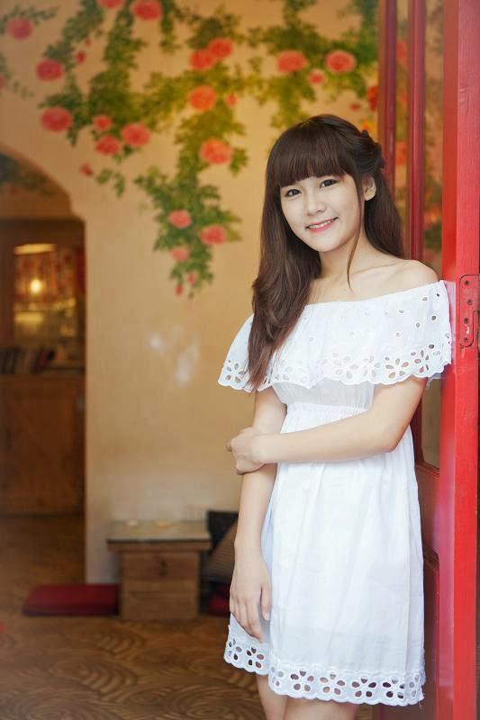 Van Shi - New Hot girl