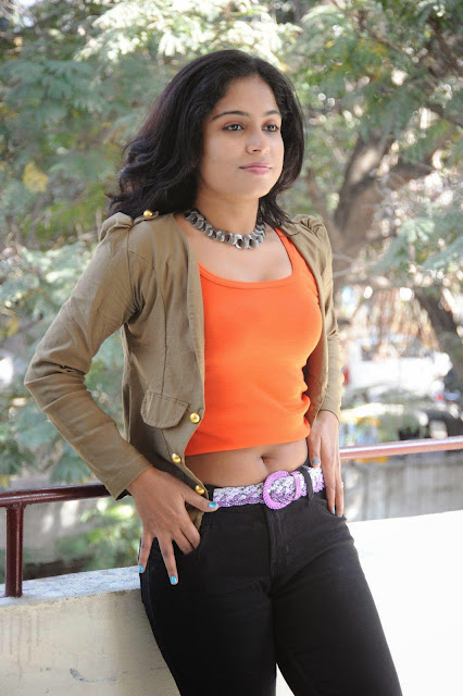Actress Vrushali Latest  Picture Gallery in Jeans  33.jpg