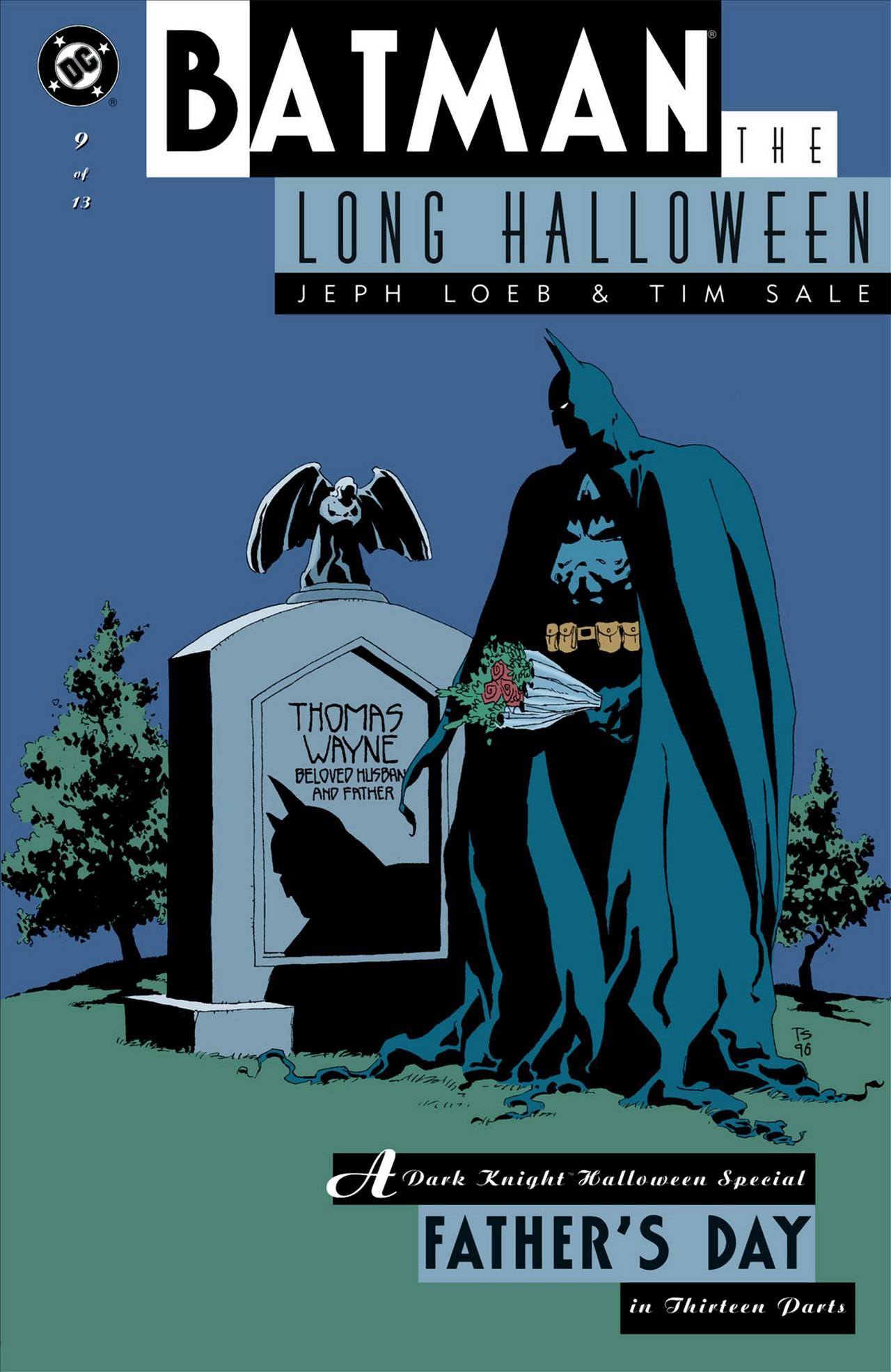 Batman: The Long Halloween 9 Page 1