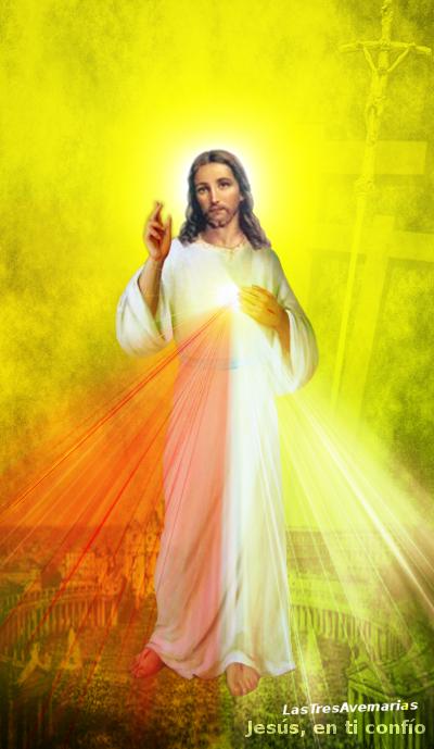 cristo misericordioso rey de misericordia