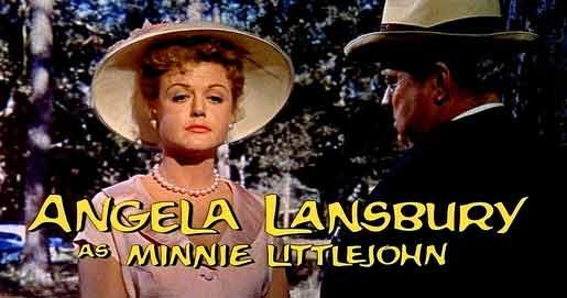 Angela Lansbury  El largo y cálido verano