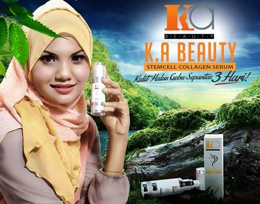 K A Beauty Stemcell Collagen Serum