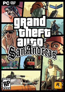 GTA San Andreas PC RIP