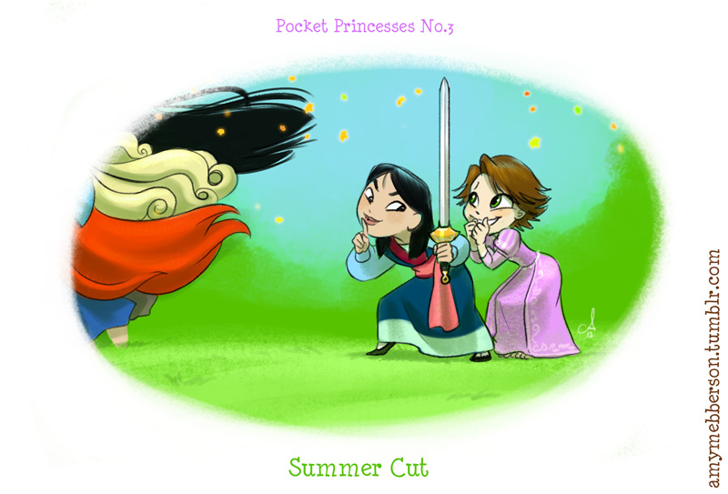 Disney princess pocket princesses