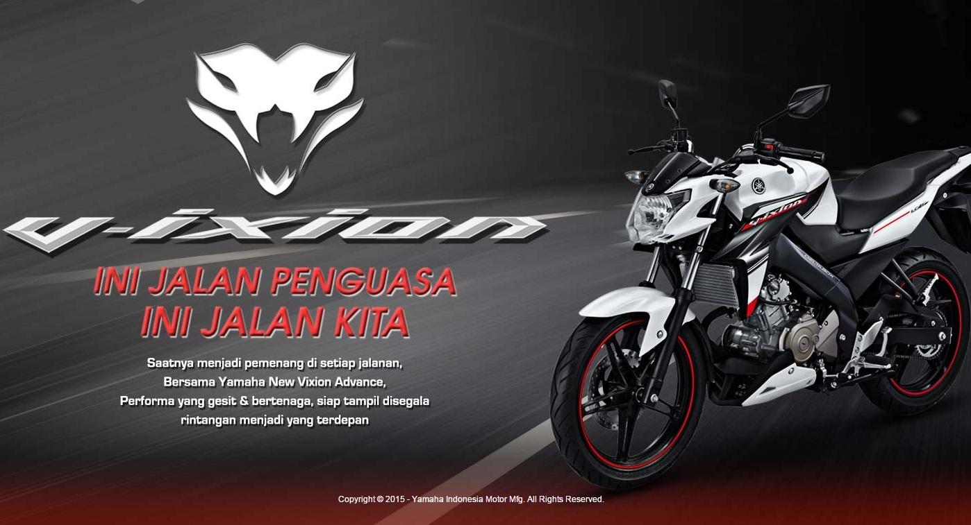 Penyebab New Vixion Advance masih menggunakan mesin SOHC karena Yamaha gagal uji mesin DOHC ?