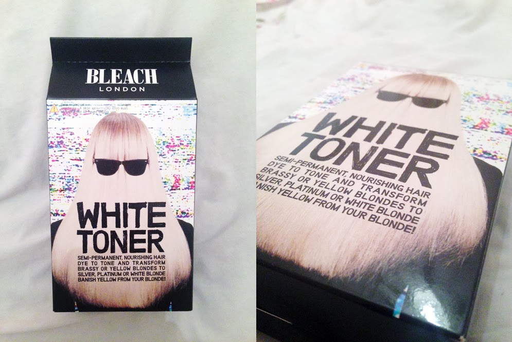 Blush And Belle 041 Review Bleach White Toner