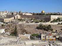 Walls of Jerusalem, Ancient Unexcavated Ruins, Dome of The Rock by day, Jerusalem