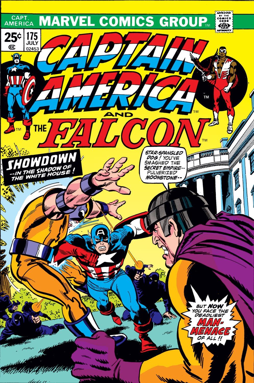 Captain America (1968) Issue #175 #89 - English 1