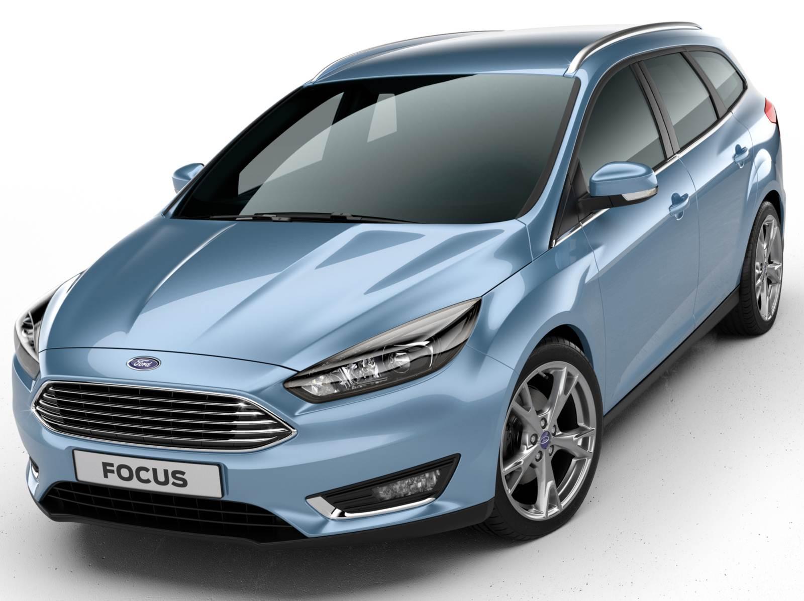 Novo Ford Focus 2015 Station Wagon