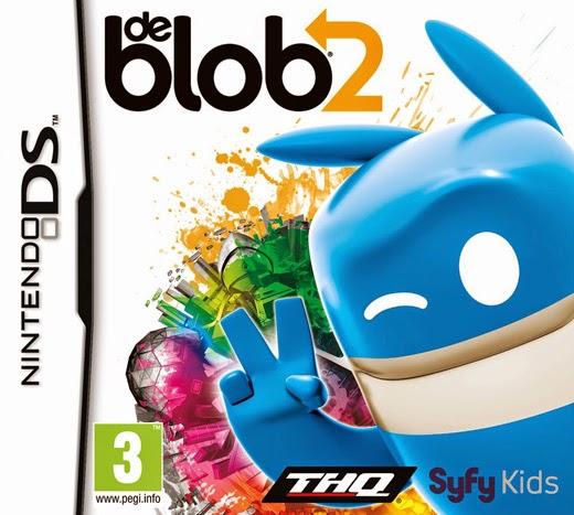 De blob 2 (Multi6 Incluye Español) (Nintendo DS)