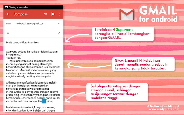 Supernote for Android