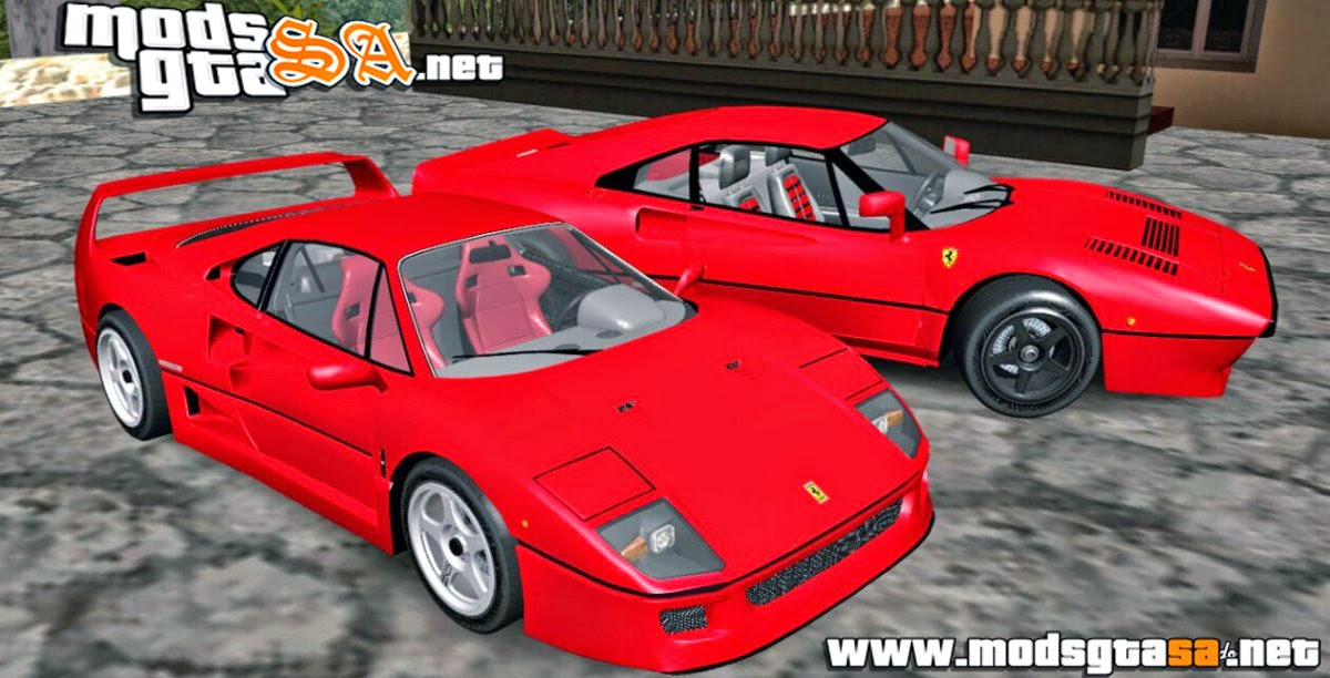 SA - Pack de Carros 90s Atmosphere v3.0