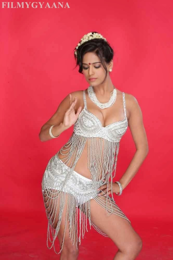 Poonam Pandey Malini Co Working Stills