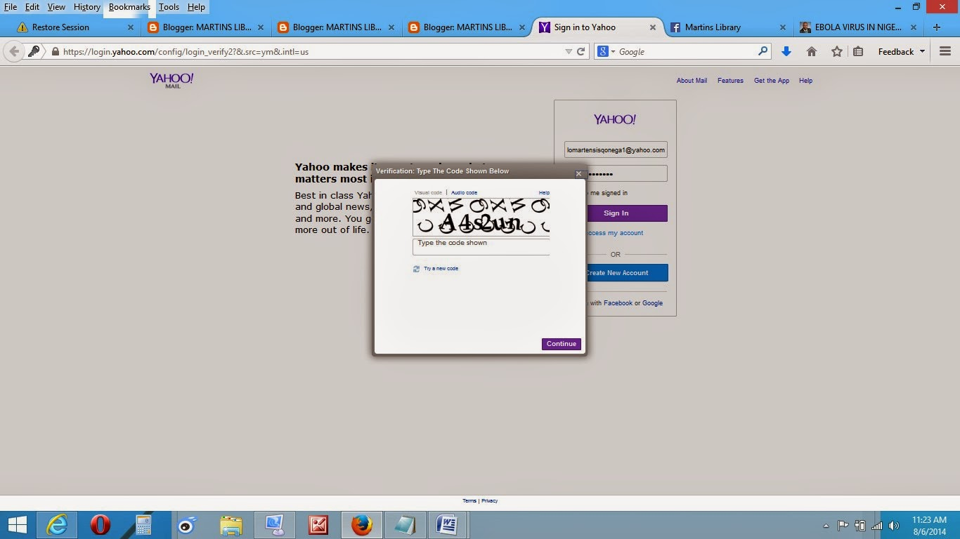 YAHOO MAIL LOGIN WEBSITE PAGE FOR SIGN IN - WWW.YAHOOMAIL.COM GUIDE ...
