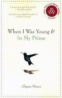 Image of book cover for When I was young & in my prime, by Alayna Munce