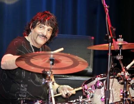 Italian American musician: Carmine Appice, drummer
