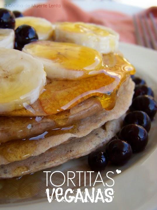 Tortitas Veganas