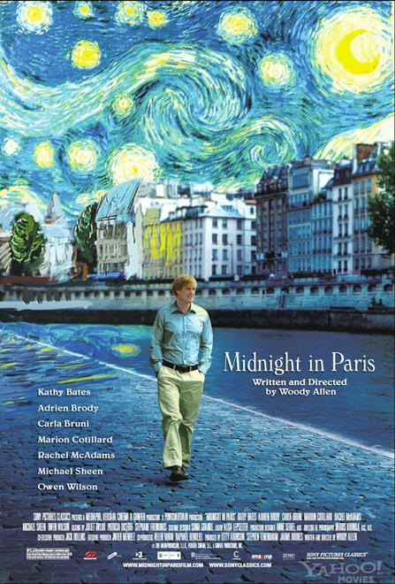 Poster de Midnight in Paris