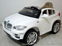 Mobil Mainan Aki Junior JB030 BMW X6 SUV Lisensi 2XL