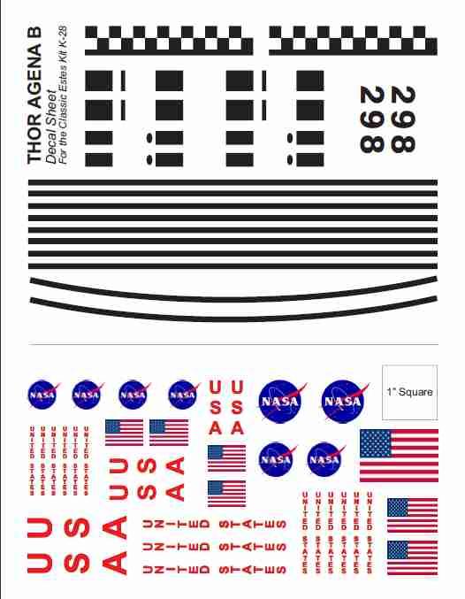Nasa printable coupons