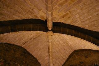 Plafond caveau