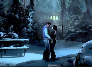 GIOCO UNTIL DAWN PER PC PS4 XBOX ONE - VIDEO TRAILER E RECENSIONE