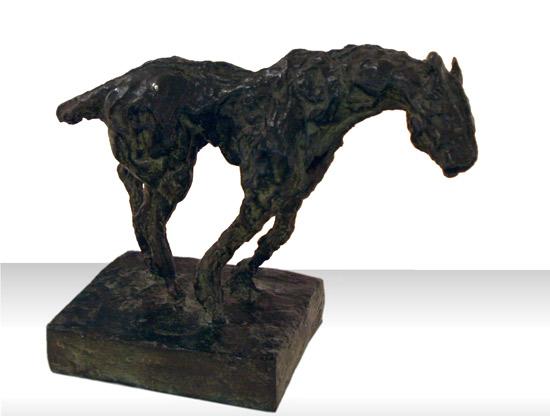 Elizabeth Sophia-White 'Rocinante' - DE Sculpture Prize