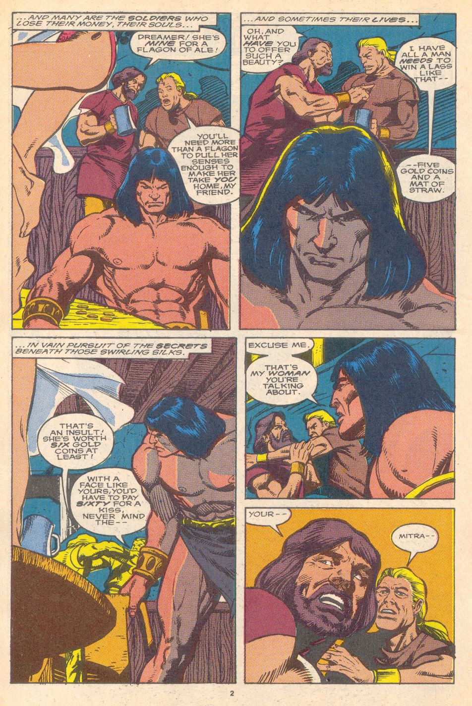 Conan the Barbarian (1970) Issue #228 #240 - English 3