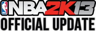 NBA 2K13 Official Update