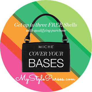 Miche May COVER YOUR BASES Promotion at MyStylePurses.com