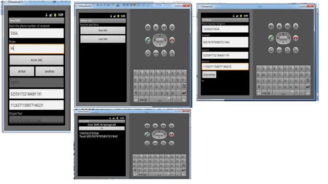 Properz Life: Aplikasi SMS Kriptografi dengan Metode RSA ...